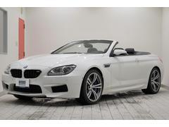 BMW M6カブリオレ 左ハンドル ナビ TV Bカメ PDC クルコン