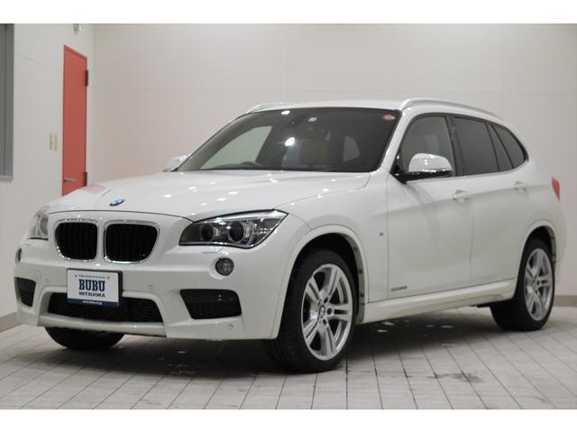 「BMW」「BMW X1」「SUV・クロカン」「茨城県」「BUBU MITSUOKAつくばショールーム」の中古車