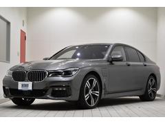 BMW740eアイパフォーマンス Mスポーツ 衝突予防システム