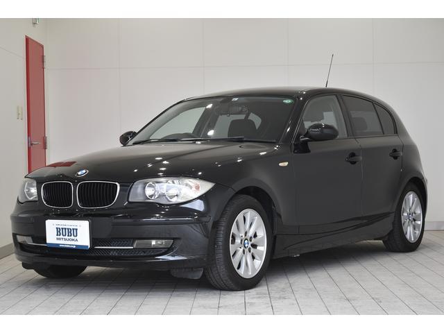 BMW 116i 正規ディーラー車 ETC車載器 キーレスエントリー オートエアコン 純正16インチアルミホイール 可倒式リアシート