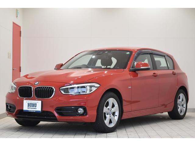 BMW 1シリーズ 118d スポーツ コンフォートPKG パーキングサポートPKG ワンオーナー 純正HDDナビ ETC バックカメラ パークセンサー ETC スマートキー 純正16インチアルミ 正規ディーラー車