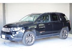 クライスラージープ コンパス75thアニバーサリーエディション70台限定!4WD