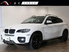 BMW X6xDrive 35i 1オ−ナ− サンル−フ 21アルミ