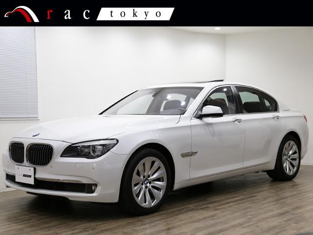 BMW アクティブハイブリッド7 コンフォ-トPKG 法人1オ-ナ-