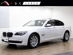 BMW740i 右H コンフォ−ト・プラスPKG SR ベ−ジュ革