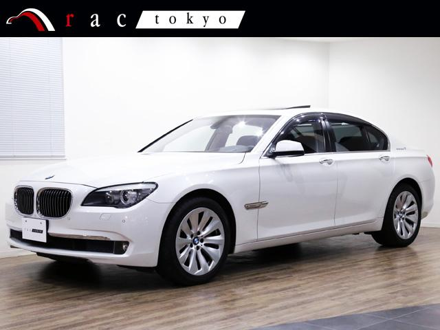 BMW アクティブハイブリッド7 コンフォ-ト・プラスPKG SR