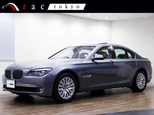 BMW 750i 右ハンドル コンフォ-トパッケージ プラスパッケージ サンル-フ