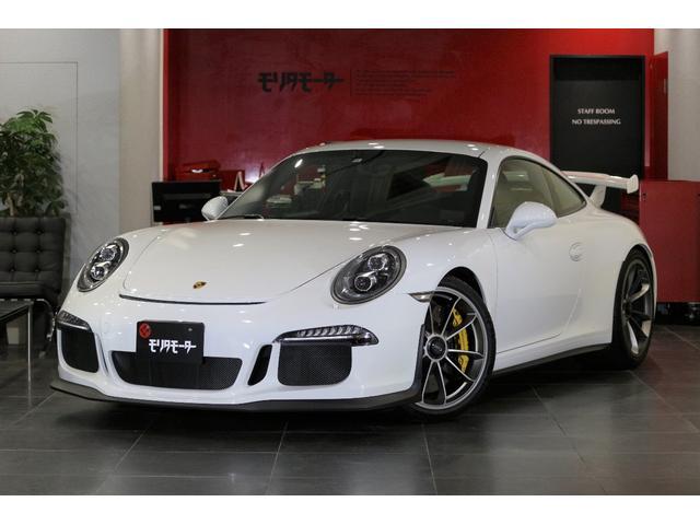 ポルシェ 911GT3 2015MY D車 サーキット未走 OP454