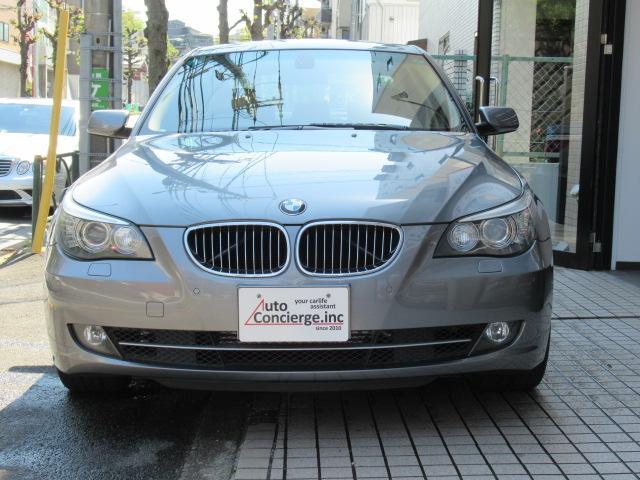 BMW 525iハイラインパッケージ ディーラー車 1オーナー