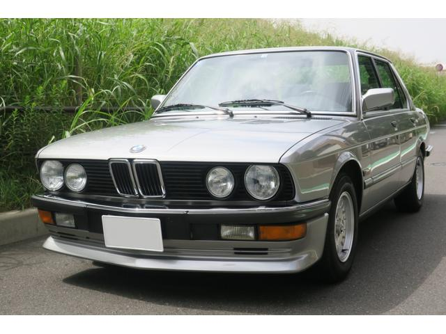 BMW 520i-2.5改公認済 D車 整備記録 キーレス ETC