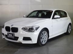 BMW116i Mスポーツ 認定中古車 純正ナビ バックカメラ