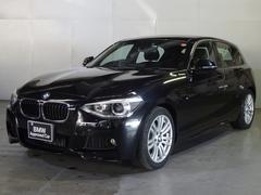 BMW116i Mスポーツ 認定中古車 純正HDDナビ Bカメラ