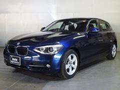 BMW116i スポーツ 認定中古車 車線逸脱警告 バックカメラ