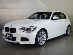 BMW116i Mスポーツ 認定中古車 純正HDDナビ
