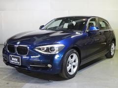 BMW116i スポーツ キセノン 最長全国4年保証加入可能