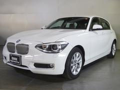 BMW116i スタイル 認定中古車 純正HDDナビ ETC