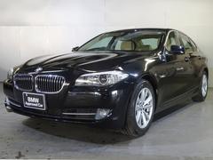 BMW523i ハイライン バックカメラ 障害物センサー 全国保証
