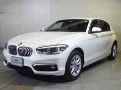 BMW118d スタイル 自動駐車 全方位障害物センサー 全国保証