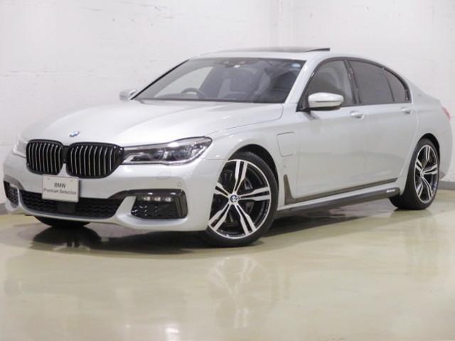 BMW 740e Mスポーツ Mパフォーマンスパーツ装着 全国保証
