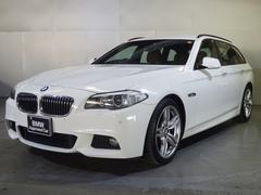 BMW523dツ−リングエクスクルーシブスポーツ19インチ