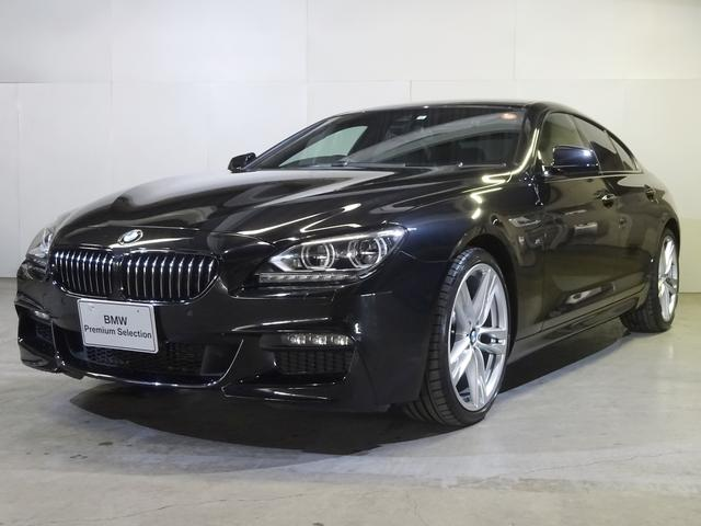 BMW 640iグランクーペMsports衝突軽減B車線逸脱全国保証
