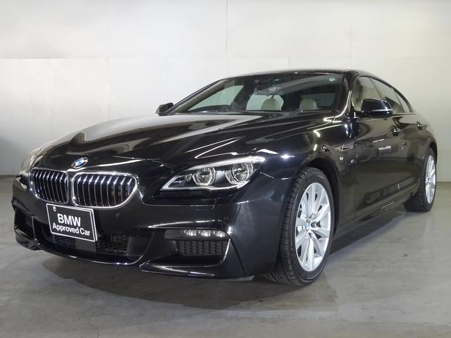 BMW 640iグランクーペ 白革 サンルーフ 液晶メーター