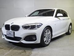 BMW118d Mスポーツ クルーズコントロール LEDフォグ