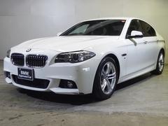 BMW528i Mスポーツ ブラックレザー スポーツAT 全国保証