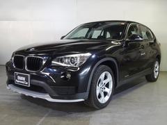 BMW X1sDrive 18i 認定中古車 純正ナビ バックカメラ