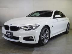 BMW420iクーペ Mスポーツ 黒革 アクティブクルーズ