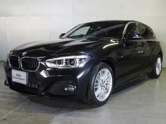 BMW118d Mスポーツ パーキングサポート コンフォート