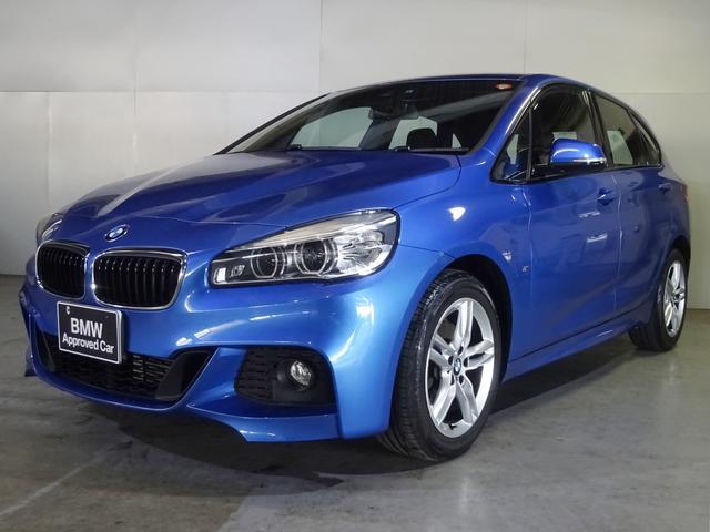 BMW 218dアクティブツアラー Mスポーツ HDD 衝突軽減