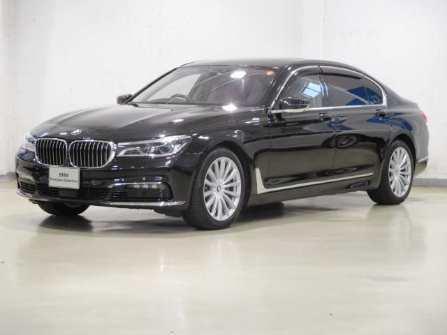 BMW 750Li セレブEd インディビジュアル 全国保証