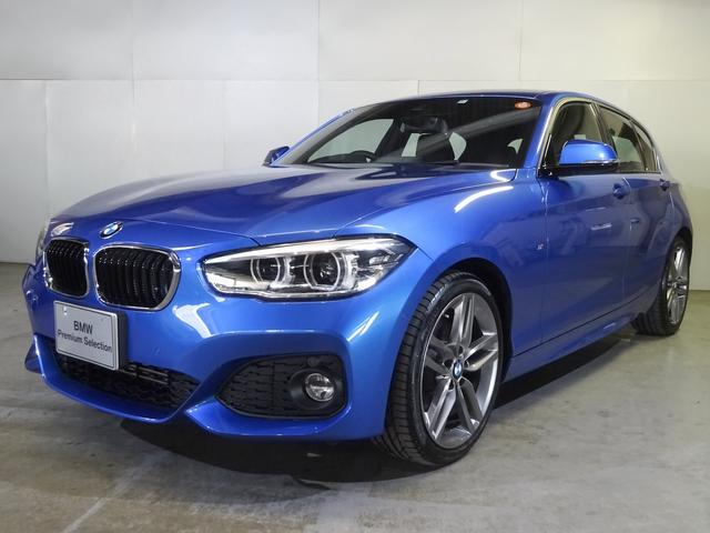 BMW 118d Mスポーツ 18インチAW 純正バックカメラ