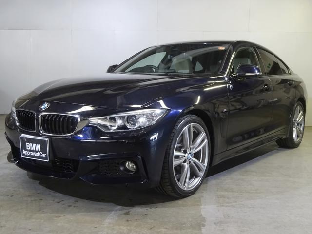 BMW 428iグランクーペ Mスポーツ ヘッドアップ ACC