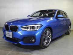 BMW118d Mスポーツ 18インチAW 純正バックカメラ