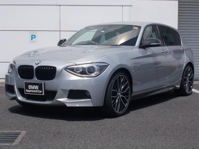 BMW 116iMスポーツ 純正Mパフォーマンスアルミ バックカメラ