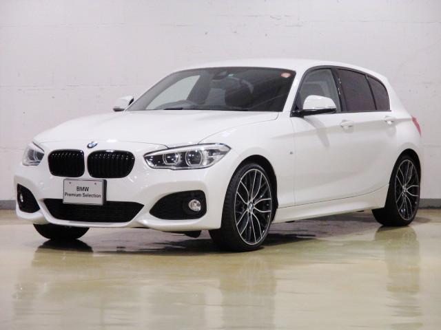 BMW 118i Mスポーツ クルーズ LED 衝突軽減 全国保証