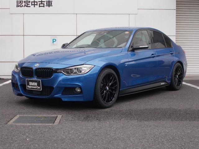 BMW 320iMスポーツ Mパフォーマンスアルミ ACC