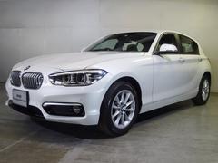 BMW118d スタイル 認定中古車コンフォートPタッチパネルナビ