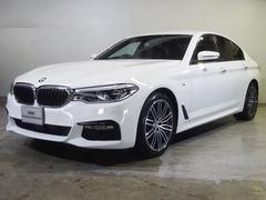 BMW523d Mスポーツ 黒革 19インチ