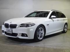 BMW523iツーリング Mスポーツ 認定中古車