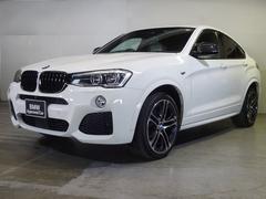 BMW X4xDrive 35i MスポーツACC白革認定中古全国保証