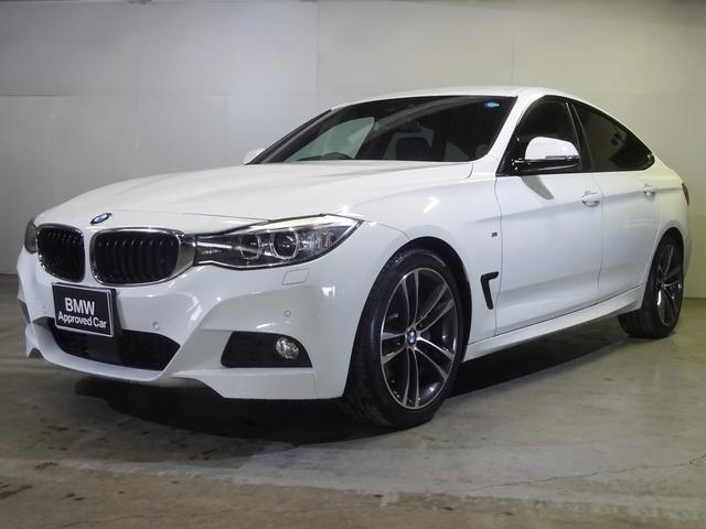 BMW 335iグランツーリスモ Mスポーツ 黒革 ACC