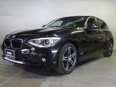 BMW116i スタイル 認定中古車 17インチアルミ