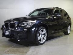 BMW X1sDrive 20i Mスポーツ 純正ナビバックカメラ