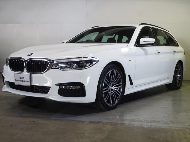 BMW 523dツーリング Mスポーツ 認定中古車