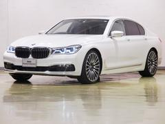 BMW740d xDrive エクゼクティブ レーザー SR