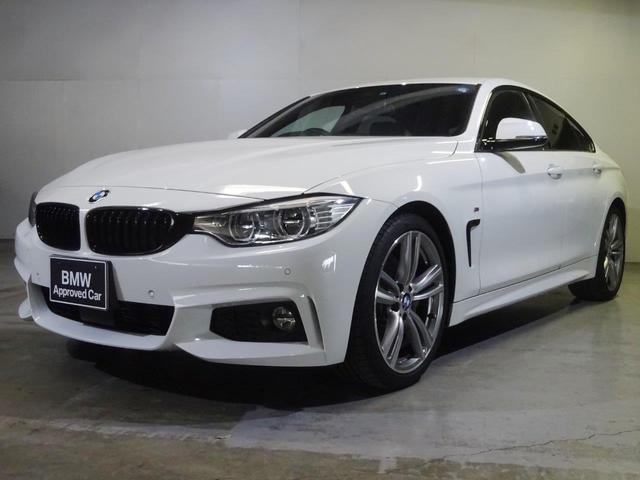 BMW 435iGC Mスポーツ ヘッドアップ レザー 19インチ