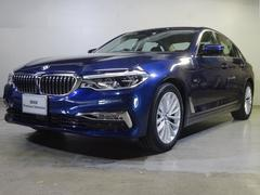 BMW523d ラグジュアリー イノベーションPKG ランバーサポ